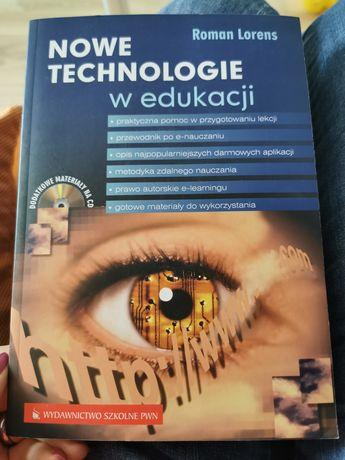 Nowe technologie w edukacji Roman Lorens