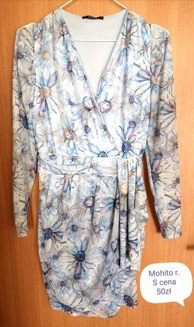 Sukienka Mohito nowa kolekcja S
