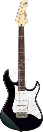 Yamaha Pacifica 012 BL Black + GRATISY - gitara elektryczna Ragtime