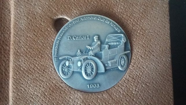 Medalha Comemorativa do ACP - Centenário do ACP
