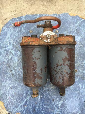 Корпус топливного фильтра трактора Т25 Т16 Т40 Дон ДТ-75 ФТ150 СССР