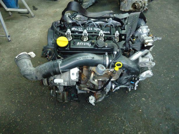 Motor Opel 1.7 Cdti (A17DTH)
