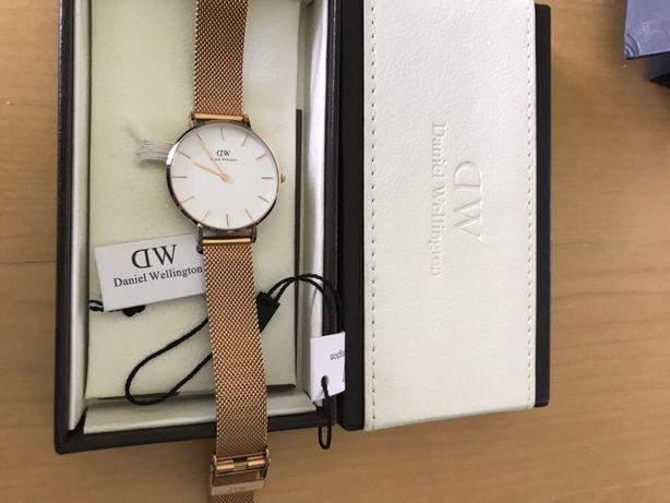 Daniel Wellington ZESTAW zegarek i bransoletka