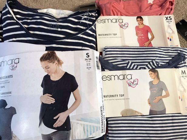 Футболка, майка для беременных Esmara. Германия