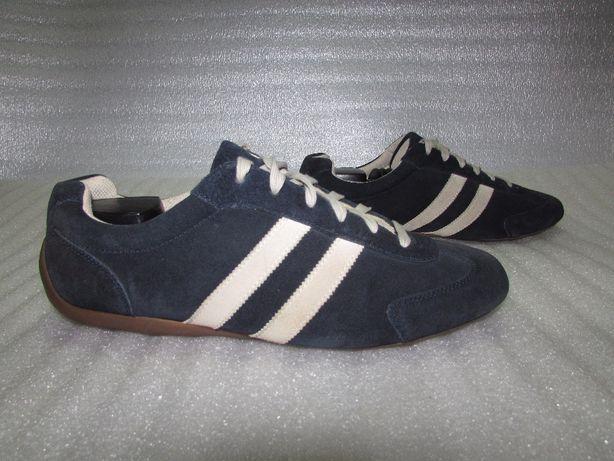 Clarks ~ мужские прочные замшевые кроссовки ~р 46