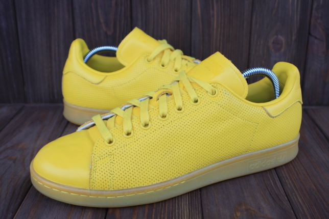 Кроссовки Adidas Originals Stan Smith Adicolor кожа оригинал 44р кеды