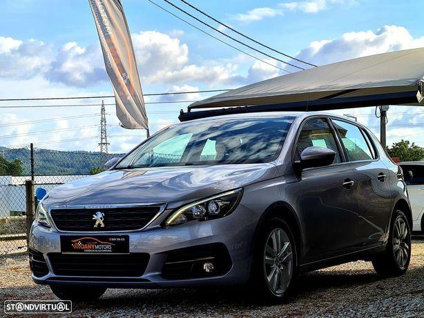 Peugeot 308 1.6 BlueHDi Style J17