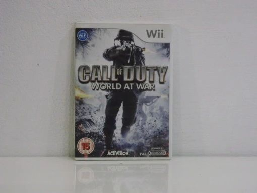 CALL OF DUTY World AT WAR - Nintendo Wii