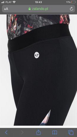 Legginsy spodnie damskie ROXY XS bielizna termiczna narciarska