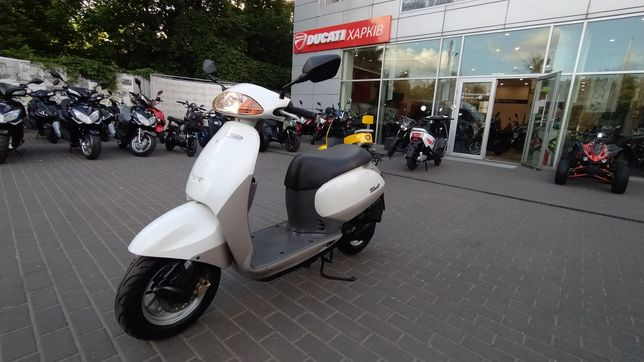 Мопед Honda Tact AF51 бу из Японии без пробега по УкраинеС документами