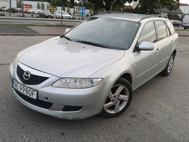 Mazda 6 2.0d Kombi 2003r