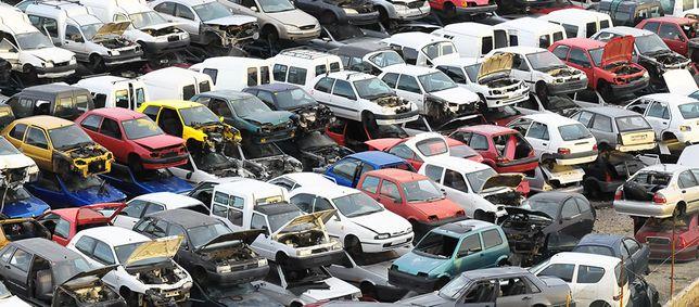 kasacja pojazdów, skup aut SIERAKOWICE