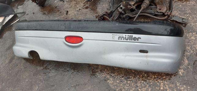 Zderzak Tył Peugeot 206