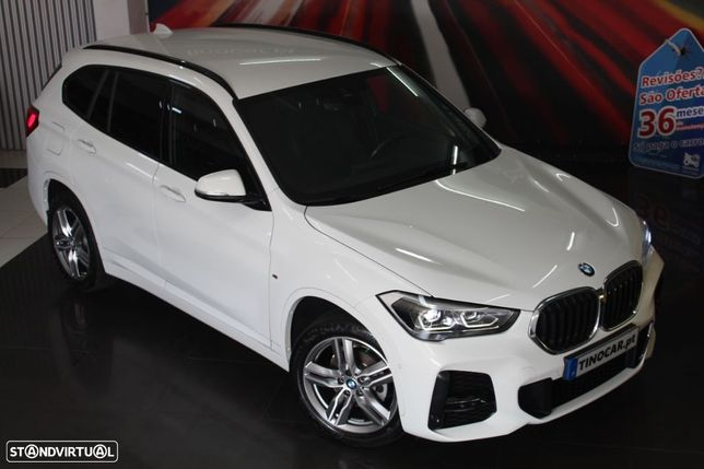 BMW X1 16 d sDrive Auto Pack M