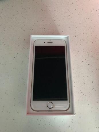 Iphone 6s golden rose