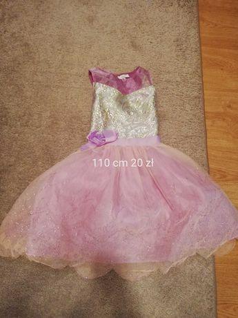 Sukienka Księżniczka 110 cm strój