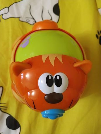 Chicco Toby Push 'n' Go Cat Toy кот