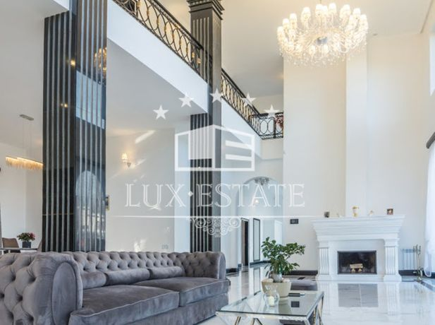 Lux-Estate предлагаем купить элитный дом в современном стиле
