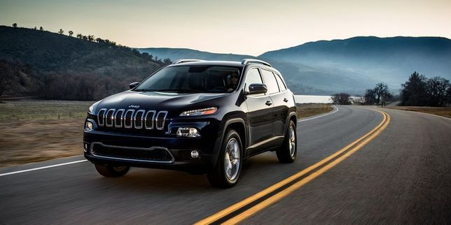 Jeep Cherokee KL разборка запчасти двери ляда крышка багажника