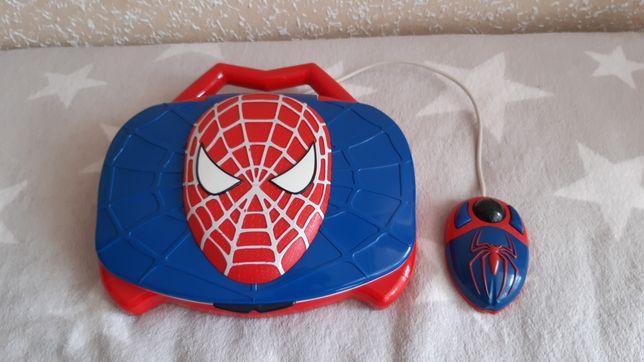 Interaktywny Komputer edukacyjny Spider-Man dla dzieci