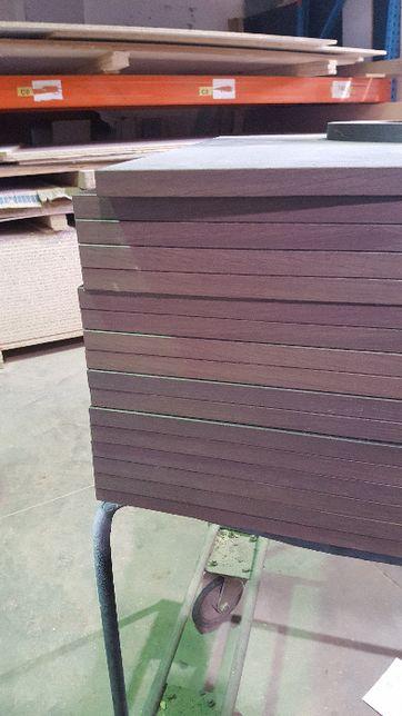 blat laminowany 60 cm x 70 cm, fenix,