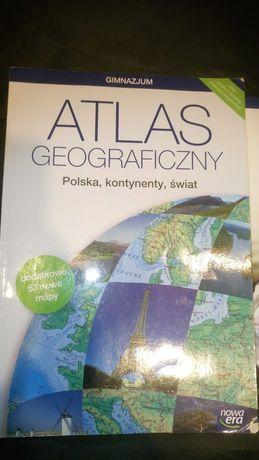 Atlas geograficzny Nowa Era