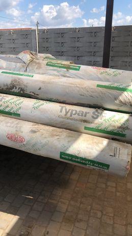 Геотекстиль Typar SF49 5200х100, 45грн./м2. Торг.
