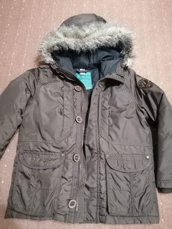 Пуховик Zara і куртка зима 9/10(140-146)