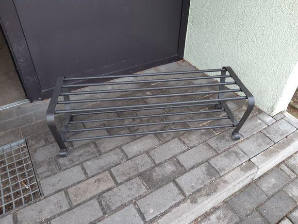 Ikea metalowa półka na buty