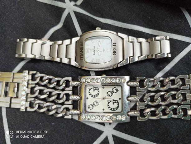 Женские часы с камнями