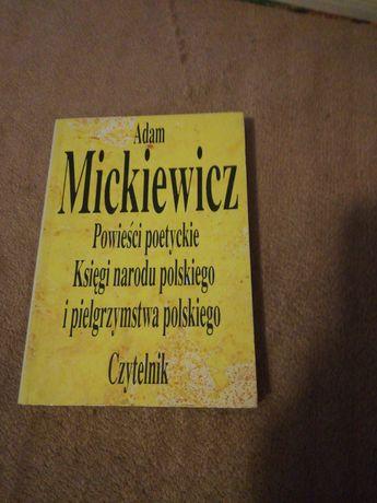 Adam Mickiewicz Powieści poetyckie