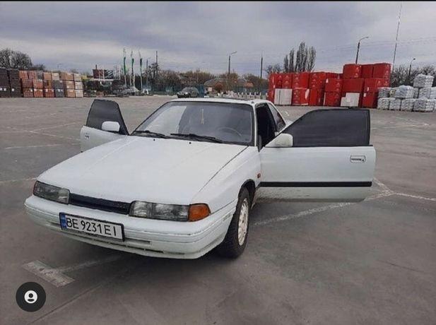 Продам машину MAZDA 626 купэ