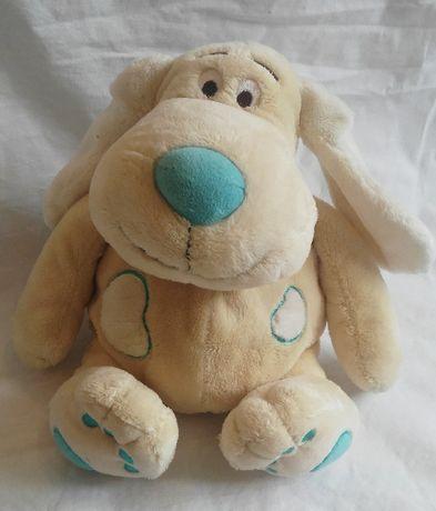 Игрушка мягкая собачка плюшевая детская для ребёнка подарок для дома