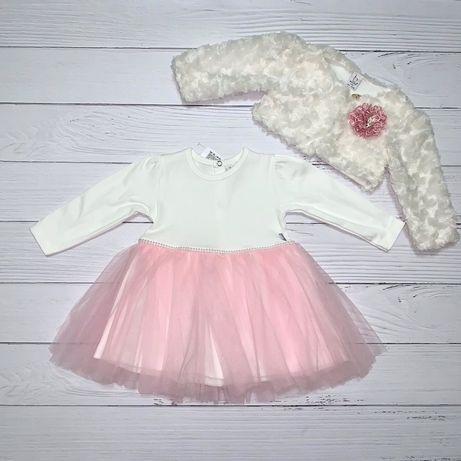 Красивое платье на девочку новое