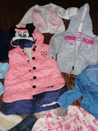 Вещи для маленькой принцессы от 1года до 2 за все 250грн