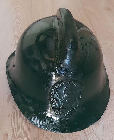 Каска пожарника СССР