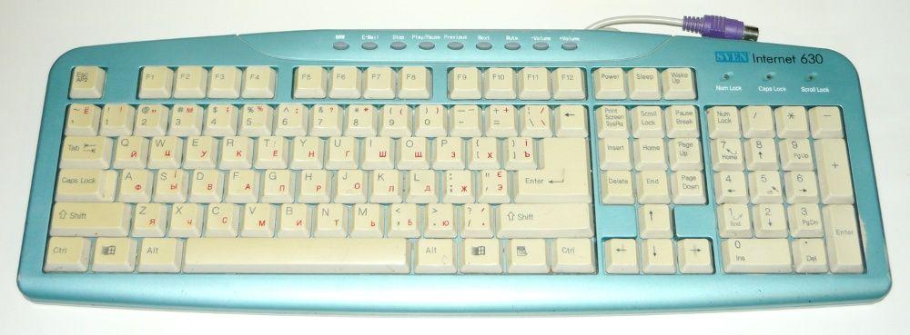 Клавиатура Sven (PS/2) Никополь - изображение 1