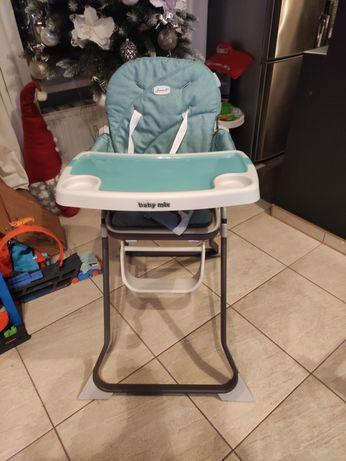 Krzesełko do karmienia składane SMART BABY MIX