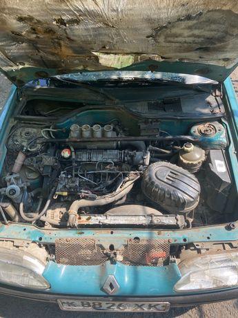 Renault 19 дизель