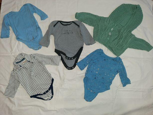 Пакет вещей, 3-6 месяцев на мальчика