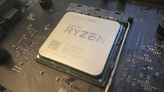 Proceasador Ryzen 5 2600X