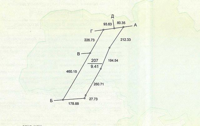 Продам земельный участок. Пай сельхоз назначение 17,8 ГА