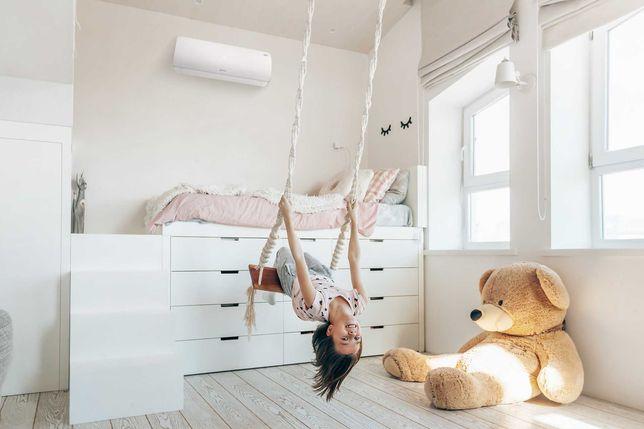 klimatyzacja do domu mieszkania wariant OPTIMAL z montażem klasa A++