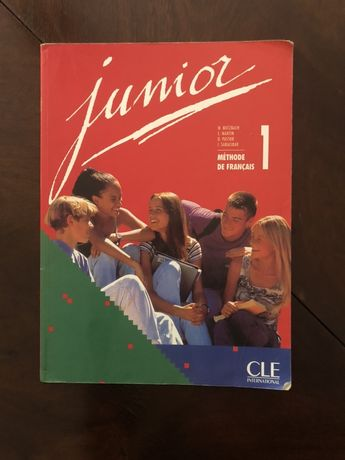 Junior Methode de francais 1 CLE Inernational