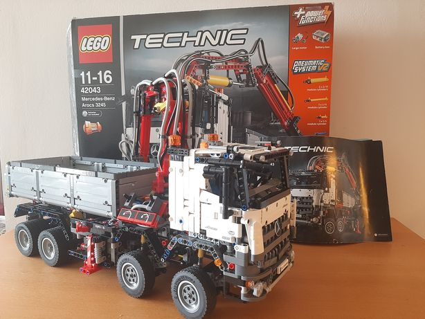 Lego Mercedes-Benz 42043