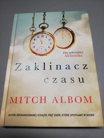 Książka Zaklinacz czasu