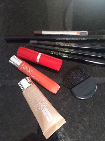 Clinique Dior Estee Lauder zestaw kosmetyków