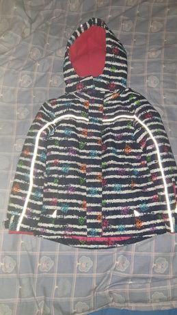 Крутая куртка курточка для девочки