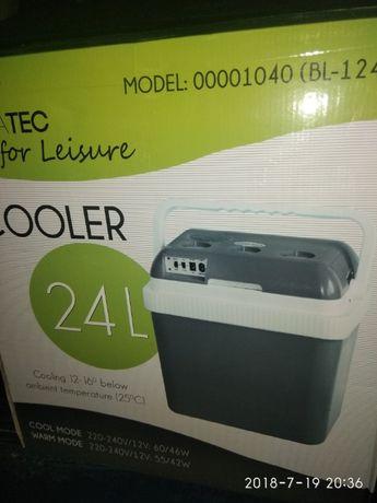 Автохолодильник сумка холодильник мініхолодильник24л Новий гріє 12в220