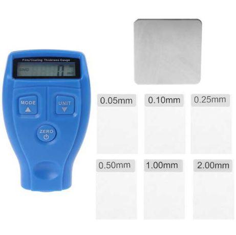 Толщиномер GM200 индикатор толщины лакокрасочных покрытий